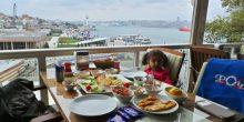 استمتع بكرم الضيافة التركية في هذه المطاعم المطلة على البوسفور
