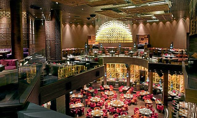 مطعم كيوبارا دبي