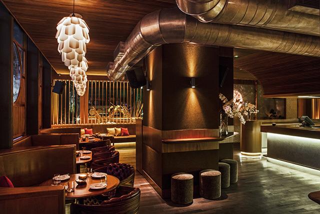 مطعم توكو دبي