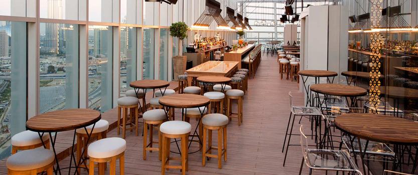 مطعم إيريس دبي