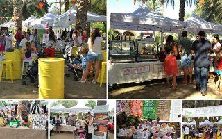 """استمتع بعطلة نهاية أسبوع مميزة في """"سوق رايب"""" بحديقة زعبيل"""