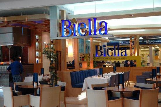 مطعم Biella Café Pizzeria