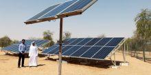 الطاقة الشمسية حل بديل لتطوير تقنيات الري في الإمارات