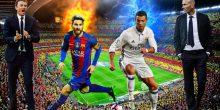 برشلونة في مهمة صعبة للإنتقام من ريال مدريد في كلاسيكو الأرض