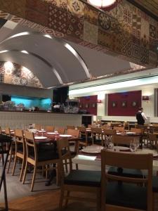 مطعم كوسباسي الوحده – الوحدة