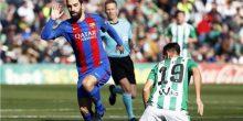 بالفيديو: برشلونة يسقط في فخ التعادل امام ريال بيتيس