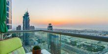 بالصور | شقة فاخرة على قمة الخليج التجاري بسعر 3.5 مليون درهم