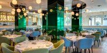 بالصور | مطعم ذا أتلانتيك يفتتح أبوابه لتجربة فريدة في دبي