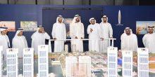 حاكم دبي يطلق أكبر مرفأ لليخوت في الشرق الأوسط وشمال أفريقيا