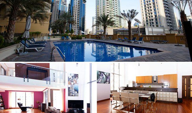 شقق للإيجار في الإمارات