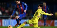 بالفيديو: برشلونة يسقط في فخ فياريال ويخرج بتعادل صعب