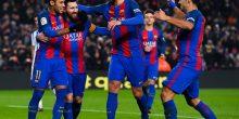 بالفيديو: برشلونة يضرب ريال سوسيداد بخماسية ويتأهل لنصف نهائي كأس الملك