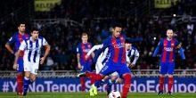 بالفيديو: برشلونة يقترب من نصف نهائي كأس الملك بفوز على ريال سوسيداد