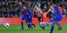 بالفيديو: برشلونة لربع نهائي كأس ملك إسبانيا بفوز على اتلتيك بلباو