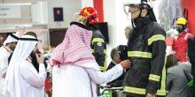دبي | مراكز دفاع مدني عائمة في القناة المائية