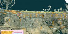 طرق دبي | استعدادات حثيثة لتنظيم ماراثون دبي 2017