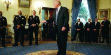 ترامب يتسلم الشيفرات النووية ويفعل بعض وعوده الانتخابية