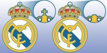 شعار ريال مدريد بدون الصليب في الشرق الأوسط