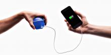 بالفيديو | اشحن هاتفك بطاقة جسدك