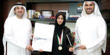 المركز الثالث في جائزة براءات الاختراع بدول التعاون من نصيب طبيبة إماراتية