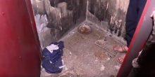 بالفيديو | سكاي نيوز تتمكن من تصوير سجون داعش وغرف التصفية