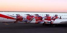 طيران الإمارات تهدي الأرسنال طائرة فاخرة