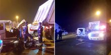 السعودية | وفاة 3 إماراتيين في حادث تصادم