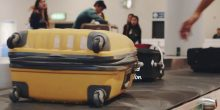 بالفيديو | شاهد رحلة حقيبة من دبي إلى لندن