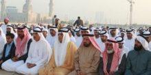 بالصور | أداء صلاة الاستسقاء في كافة ربوع الإمارات
