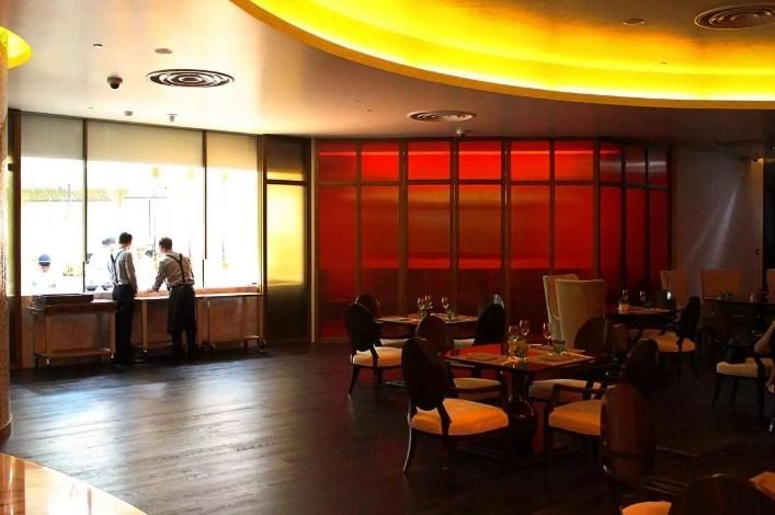 مطعم ليمو أبوظبي
