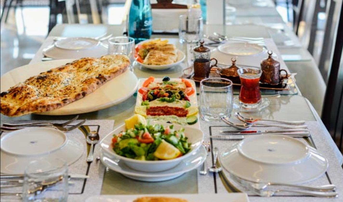 مطعم سلطان سراي عجمان