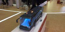 بالصور | حافلة تعمل بالطاقة الشمسية اختراع إماراتي 100%