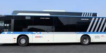إطلاق أشكال وألوان جديدة للحافلات المغذية للمترو