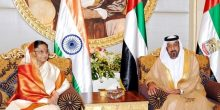 بالصور | العلاقات الإماراتية الهندية تاريخ حافل بالإنجازات