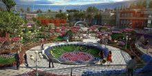 إطلاق حديقة سنترال بارك في دبي من قبل سيتي لاند مول