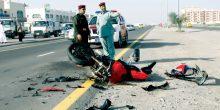 وفاة 19 شخصًا وإصابة 155 نتيجة تعرضهم لحوادث دراجات نارية سنة 2016
