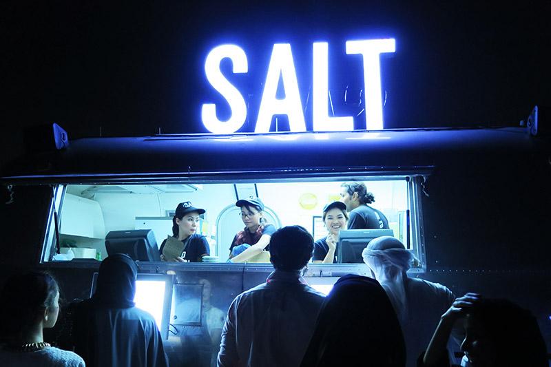 """شاحنة سالت """"Salt"""""""