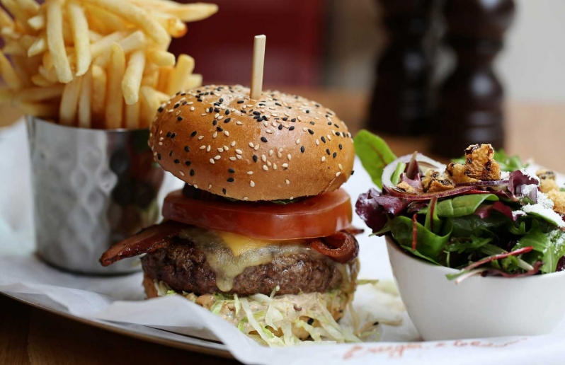 مطعم Burger & Lobster