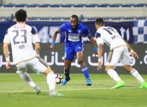 النصر والوحدة دوري 18 2017