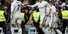 بالفيديو: ريال مدريد يعبر إسبانيول بثنائية موراتا وبيل