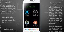 طلاب الامارات يطلقون تطبيق FoodAge للحد من هدر الطعام