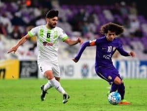 عموري العين وذوب اصفهان الإيراني جولة 1 م 3 دوري ابطال آسيا 2017