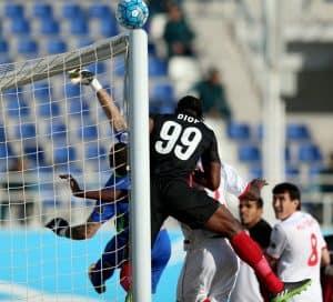 لوكوموتيف طشقند الأوزبكي وأهلي دبي  جولة 2 مجموعة 1 أبطال آسيا 2017