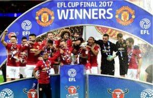 مانشستر يونايتد بطل كأس رابطة المحترفين الإنجليزية على ساوثهامتون 2017 2