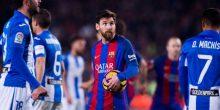 بالفيديو: برشلونة يخرج بفوز صعب أمام ليجانيس