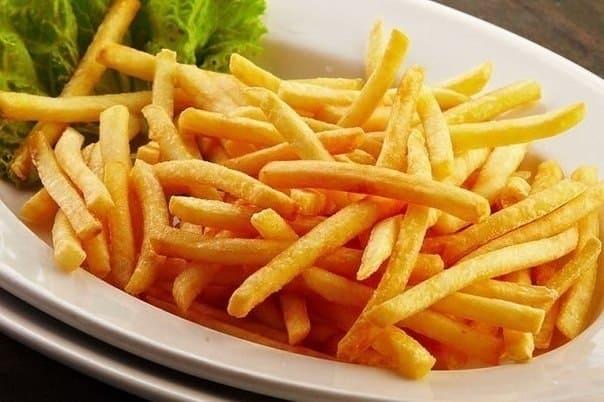 أضرار الأطعمة المقلية