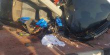 وفاة شخصين وإصابة ثلاثة إثر اصطدام مركبتهم بعمود إنارة برأس الخيمة