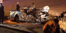 رأس الخيمة | مقتل عربي وجرح آسيويين في حادث تصادم