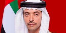 هزاع بن زايد ينعى سفير الإمارات في أفغانستان