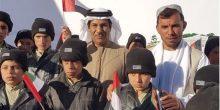 وصول جثمان السفير الإماراتي إلى تراب الوطن